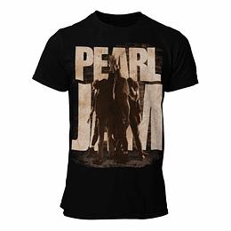 Polera Pearl Jam Ten