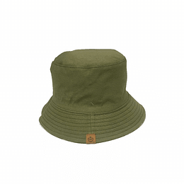 Bucket Hat Reversible Green