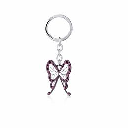 Llavero Mariposa de Shinobu Kocho