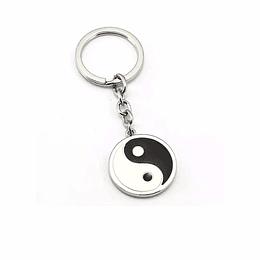 Llavero yin yang