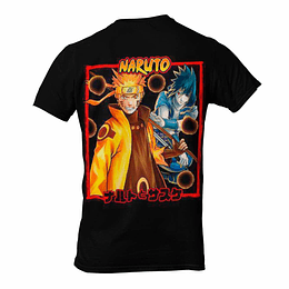Polera Naruto