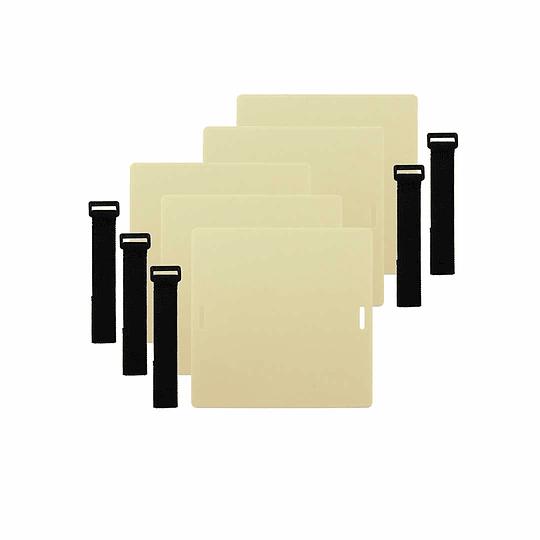 Piel Sintetica 16×16 Grosor 3mm