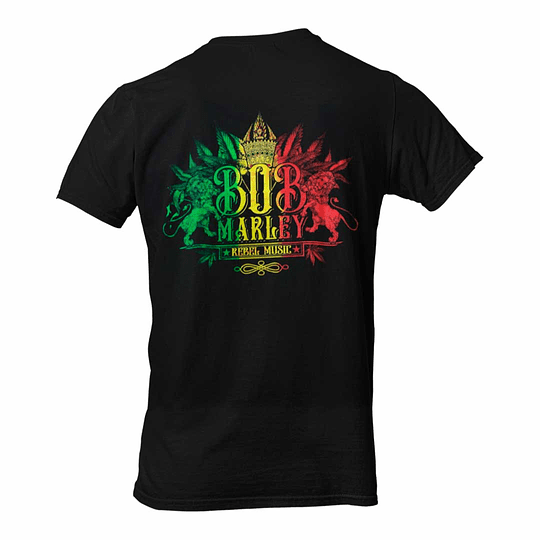 Polera Bob Marley