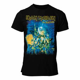 Polera Iron Maiden Live After Death