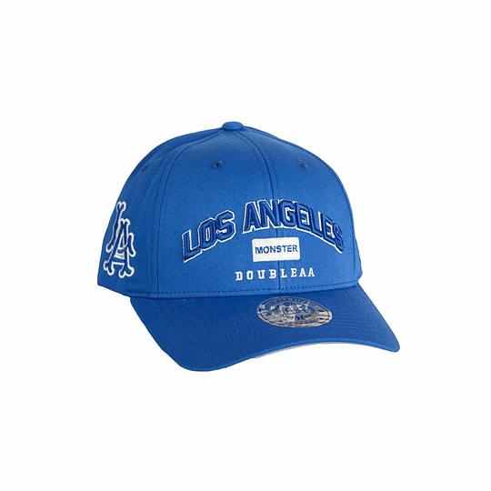 Jockey Double AA - Los Angeles - Azul