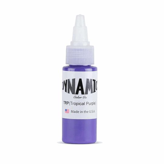 Dynamic Color | Tropical Purple
