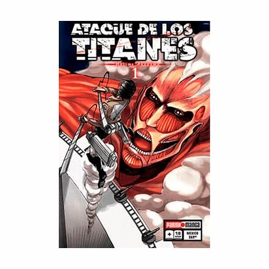 Ataque de los Titanes - #1