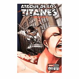 Ataque De Los Titanes - #2