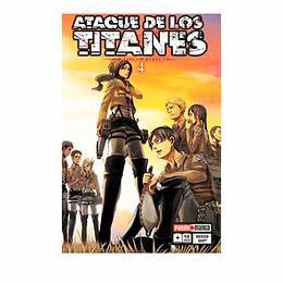 Ataque De Los Titanes - #4