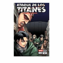 Ataque De Los Titanes - #5