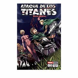 Ataque De Los Titanes - #6