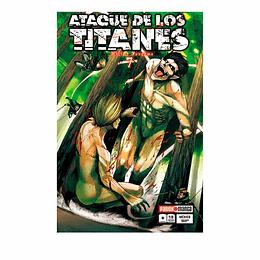 Ataque De Los Titanes - #7