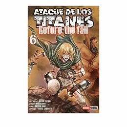 Ataque De Los Titanes - #6 Before The Fall