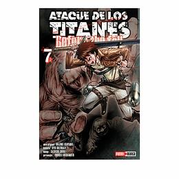 Ataque De Los Titanes - #7 Before The Fall