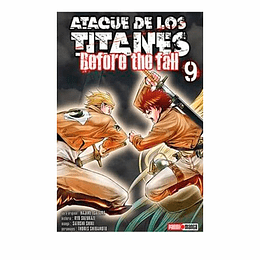 Ataque De Los Titanes - #9 Before The Fall