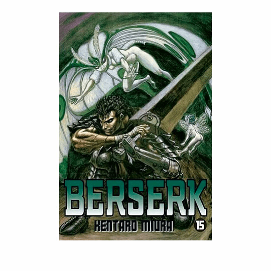 Berserk - #15