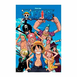 One Piece - Album Tapa Blanda