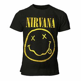 Polera Nirvana Smile