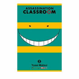 Assassination Classroom #02