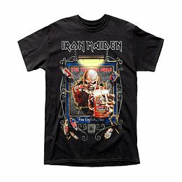 Polera Iron Maiden Trooper