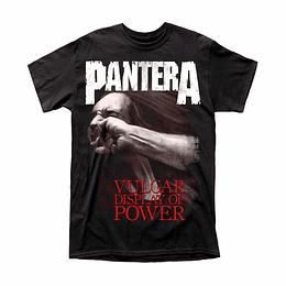 Polera Pantera Vulgar Display of Power