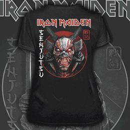 Polera Mujer Iron Maiden Senjutsu