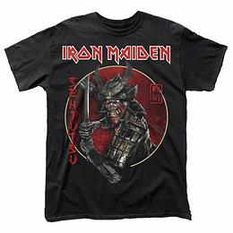 Polera Iron Maiden Senjutsu