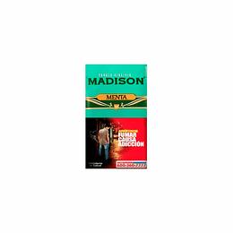 Tabaco Madison Menta