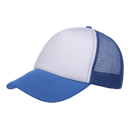 Gorra Trucker - Azul Royal