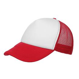 Gorra Trucker - Rojo