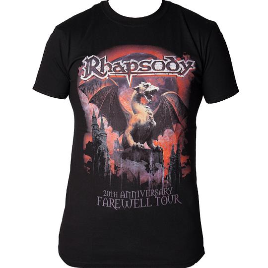 Polera Rhapsody - Farewell tour