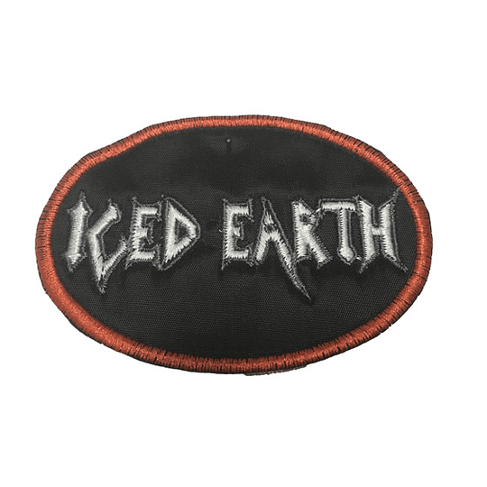 Parche Iced Earth