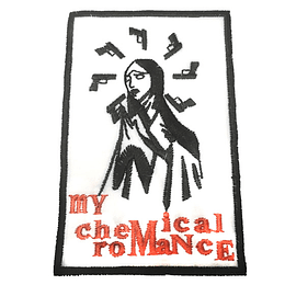 Parche My Chemical Romance
