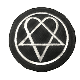 Parche Heartagram