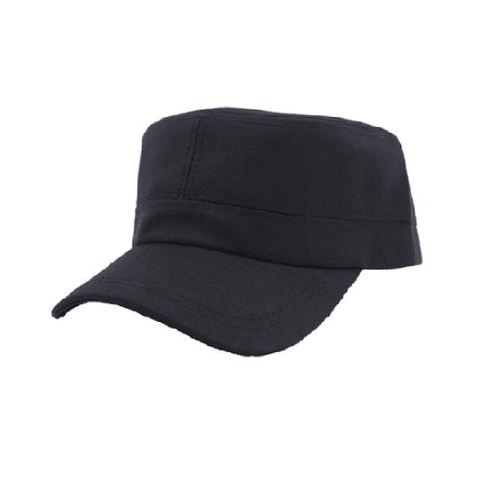 Gorra Militar - Negro