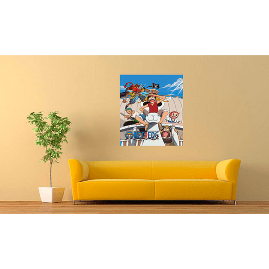 Póster One Piece
