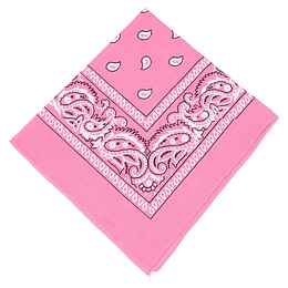 Pañuelo Bandana - Rosado