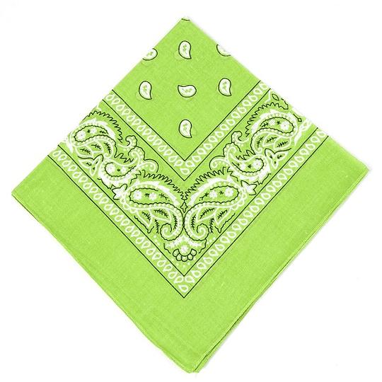 Pañuelo Bandana - Verde Claro