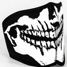 Máscara Neopreno - Calavera