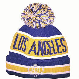 Gorro Double AA - Los Angeles