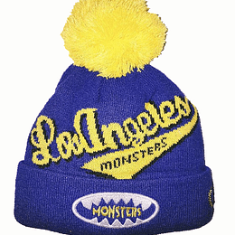 Gorro Double AA - Los Angeles Monsters