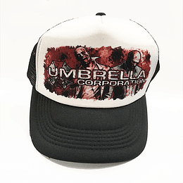 Gorra Trucker Umbrella Corporation - Resident Evil