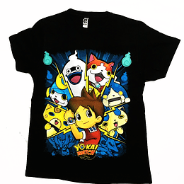 Polera Yo-Kai Watch