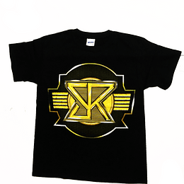 Polera WWE - Seth Rollins - The Undisputed Future
