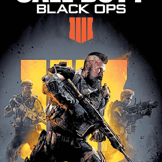 Póster Call of Duty - Black OPS