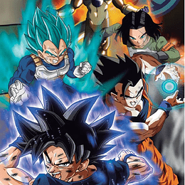 Póster Dragon Ball Super