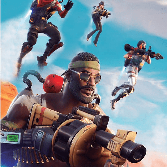 Póster Fortnite