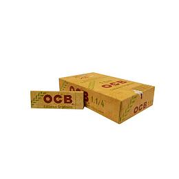 OCB Cañamo Orgánico no-blanqueado 1.1/4
