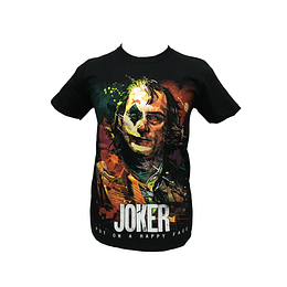 Polera Joker Put on a happy face