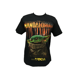 Polera Star Wars The Mandalorian Baby Yoda